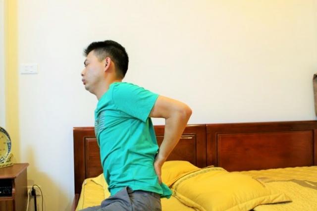 Chữa bệnh đau lưng - Lương y trên 20 năm kinh nghiệm chỉ cách chữa đau lưng